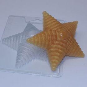 Форма для мыла Звезда с погон